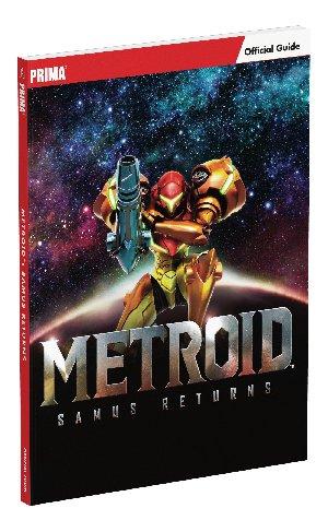 Metroid: Samus Returns Prima Official Guide