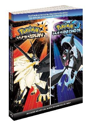Pokémon Ultra Sun & Pokémon Ultra Moon The Official Alola Region Strategy Guide