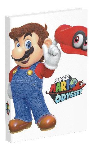 Super Mario Odyssey Prima Collector's Edition Guide