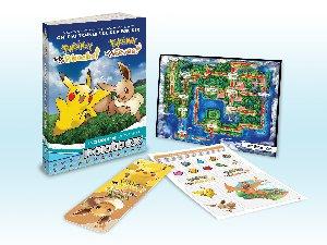 Pokémon: Let's Go, Pikachu! & Pokémon: Let's Go, Eevee! Official Trainer's Guide & Pokédex