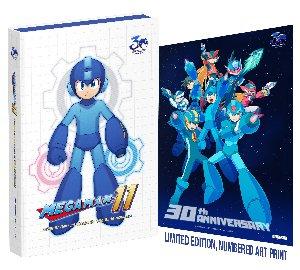 Mega Man 11 Celebrating 30 Years of the Blue Bomber