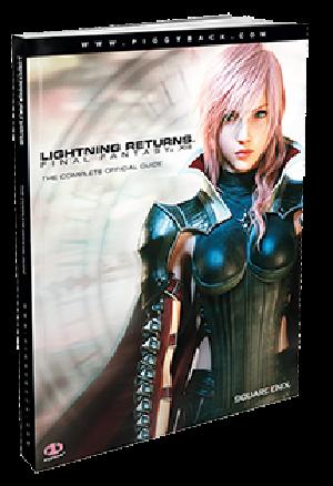 Lightning Returns: Final Fantasy XIII Strategy Guide