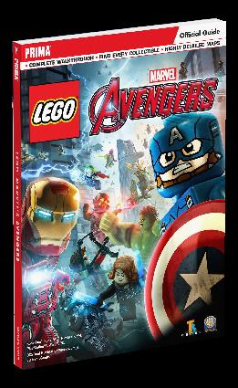 LEGO Marvel's Avengers Strategy Guide