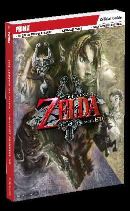 The Legend of Zelda: Twilight Princess HD Strategy Guide
