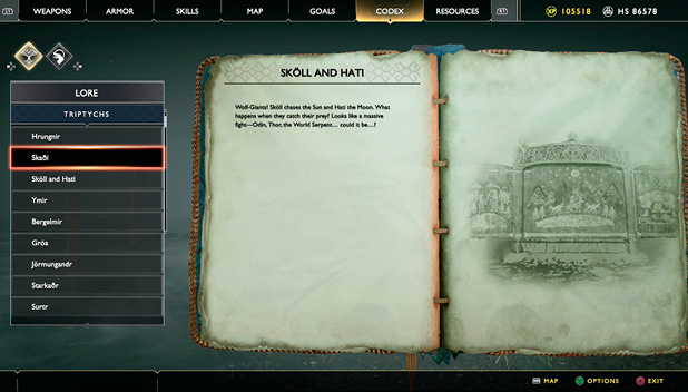 User Interface (The Basics) - God of War eGuide   Prima Games