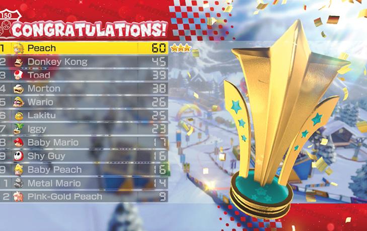 Grand Prix And Time Trials The Drivethrough Mario Kart 8