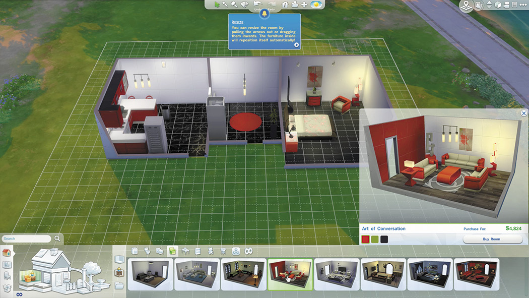 Bauen und Planen (Was ist neu?) - The Sims 4 eGuide (German ...