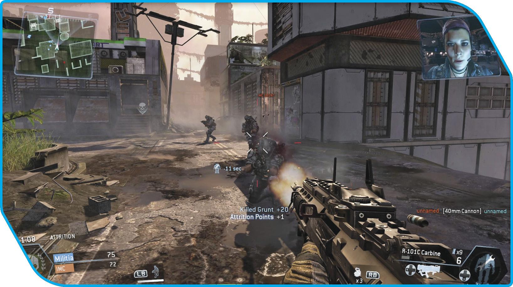 Game Modes (Training) - Titanfall eGuide | Prima Games