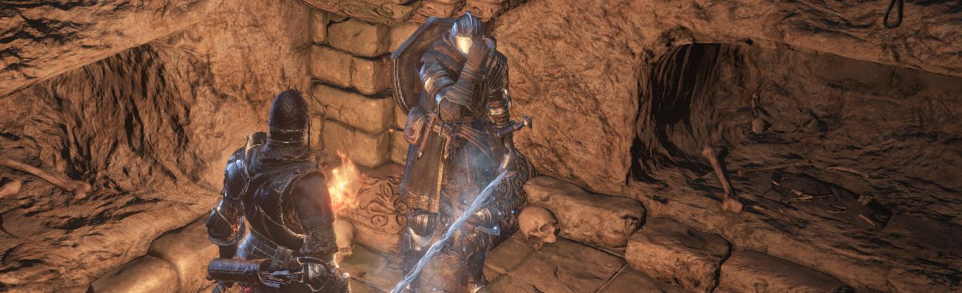 Dark Souls 3 Dark Pyromancy Tome