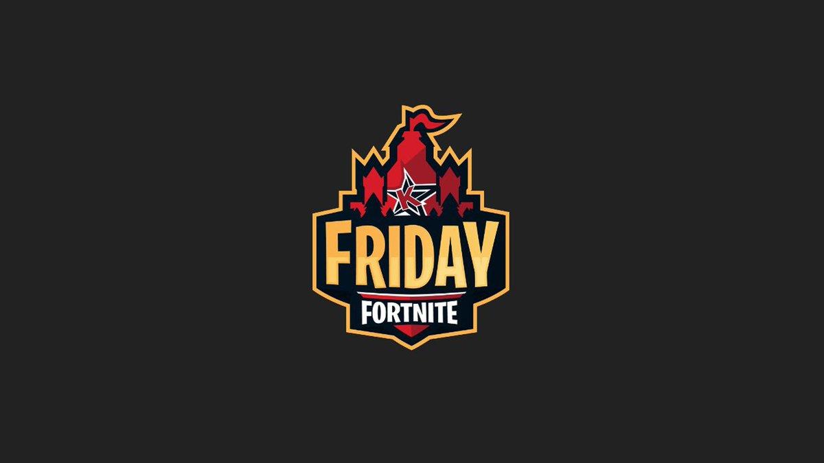 Friday Fortnite Tournament Week 5 Bracket and Live Stream ...