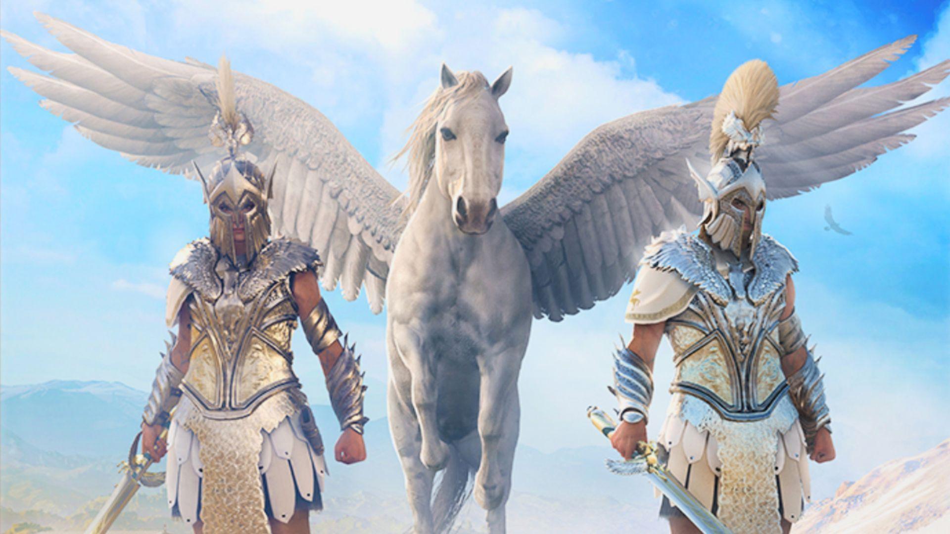 Latest Pegasus Games For Free - black wallpaper