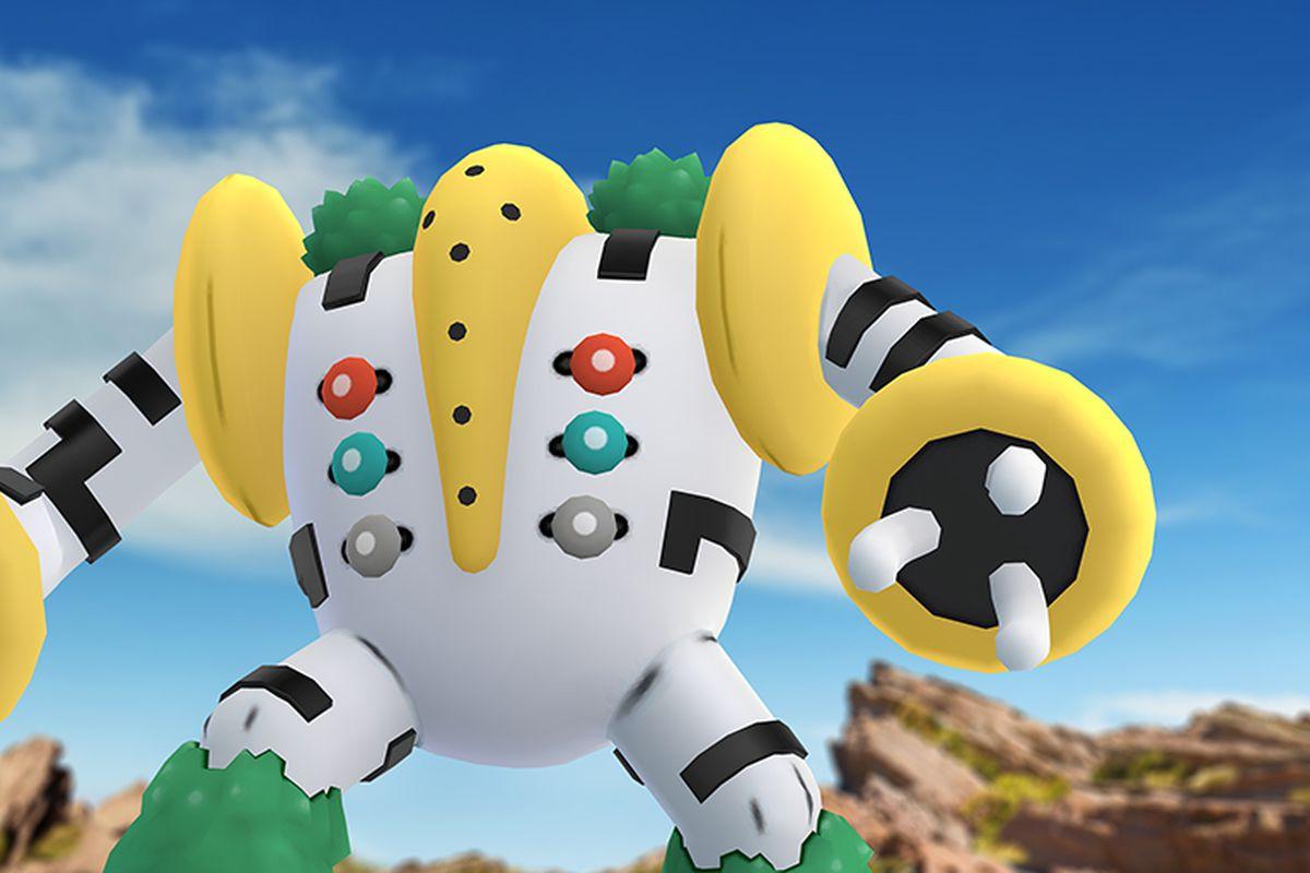 Pokemon Go Glücksei