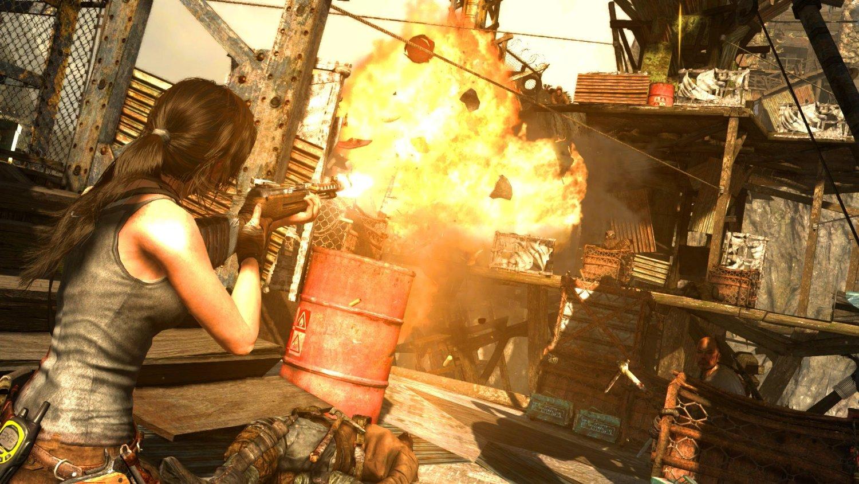 Tomb Raider Definitive Edition Advanced Tips Strategy Prima Games