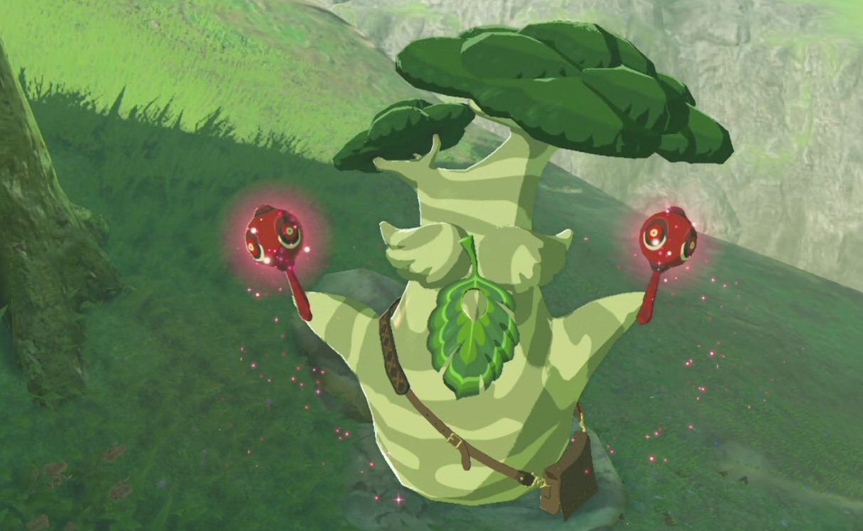 Zelda Breath Of The Wild Increase Inventory Space Hestu Locations The Priceless Maracas Tips Prima Games