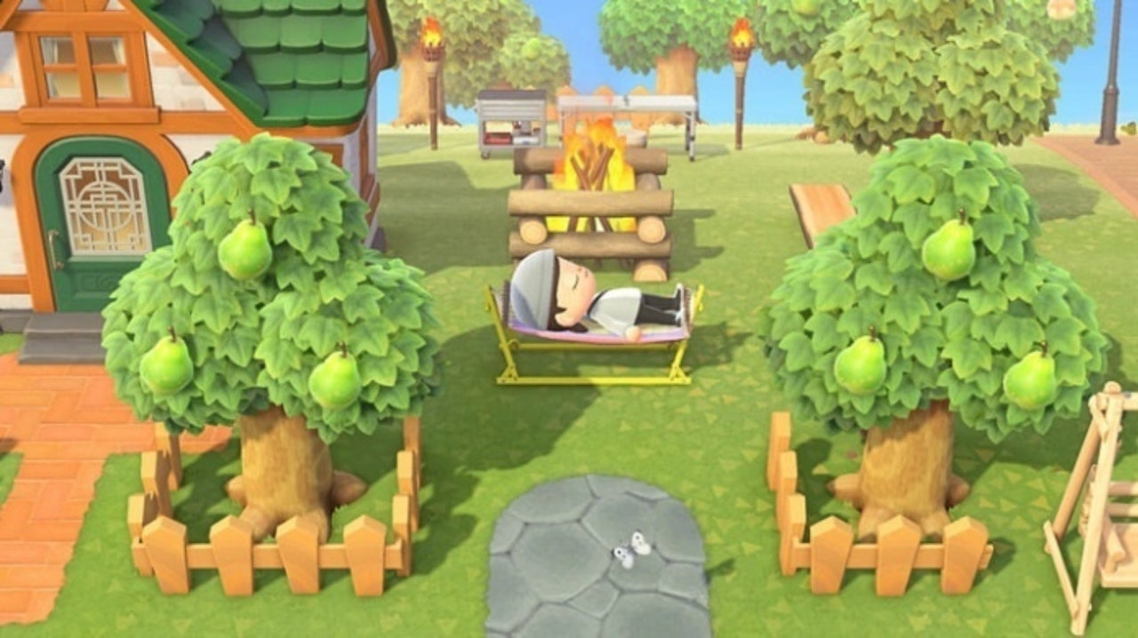 Animal Crossing New Horizons Fruit Types