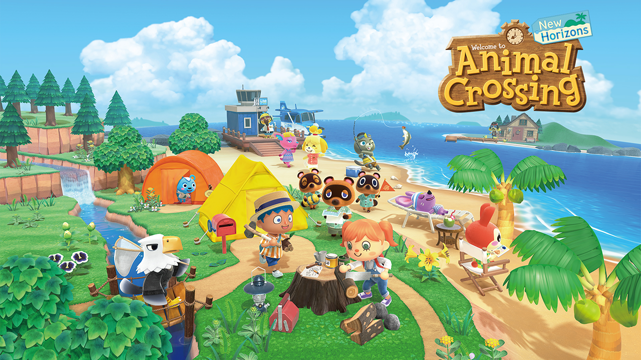 Animal Crossing New Horizons Wildest Dreams DIY Recipe Set