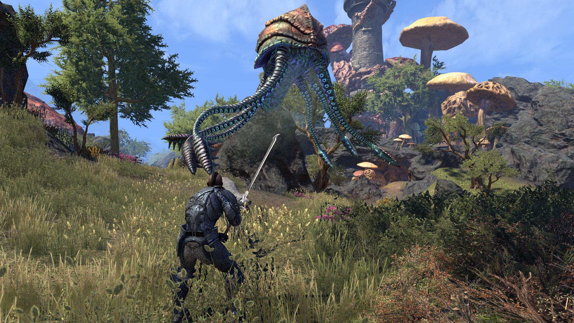 Best Race For Warden Eso 2019 Elder Scrolls Online: Morrowind   Best Race For Warden Class