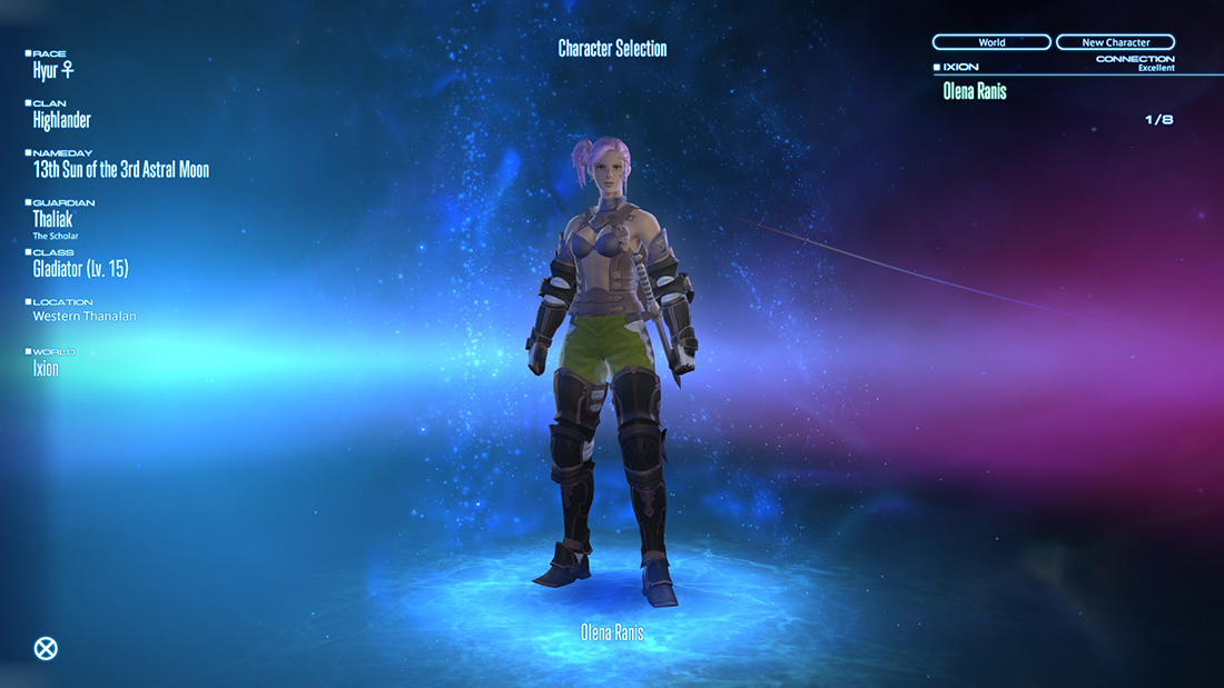 Final Fantasy XIV: A Realm Reborn - Choosing a Server | Strategy