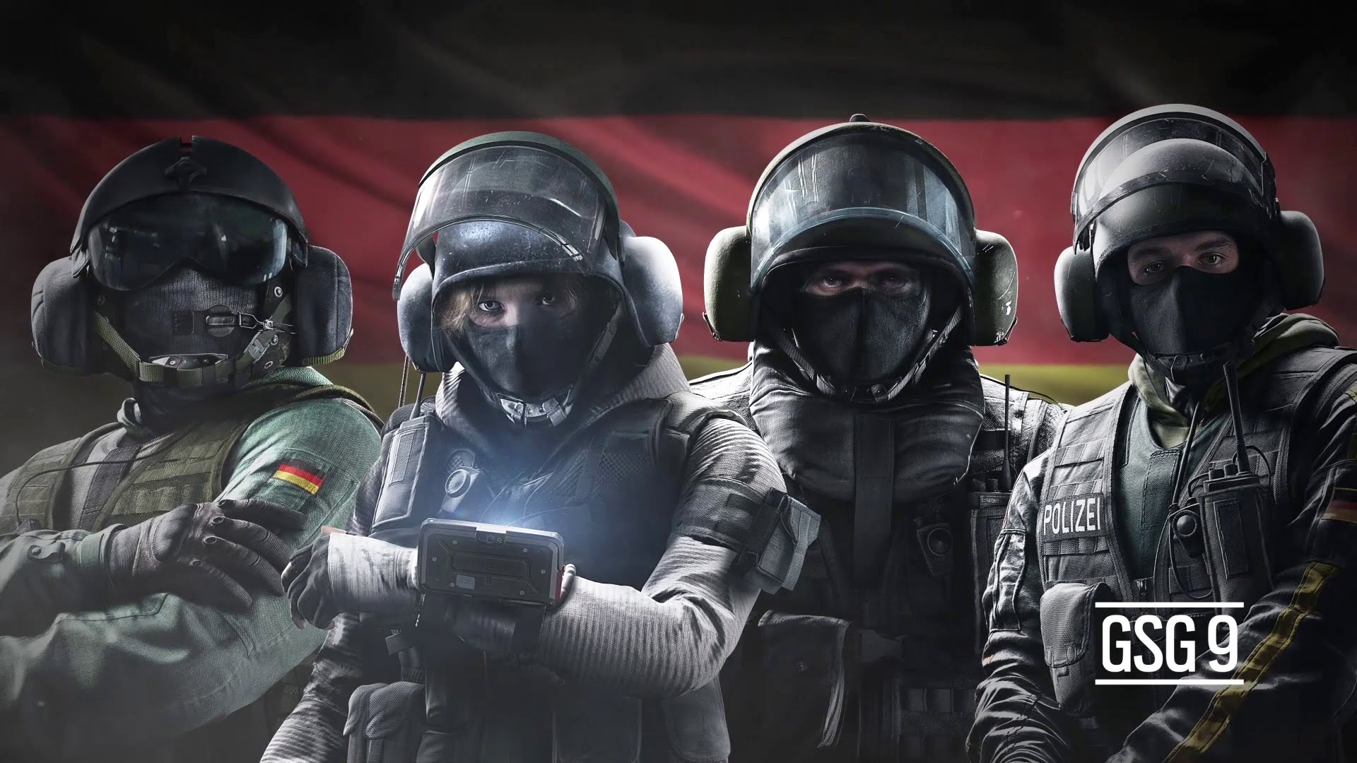 Rainbow Six Siege Gsg 9 Operators Bandit Blitz Iq Jager