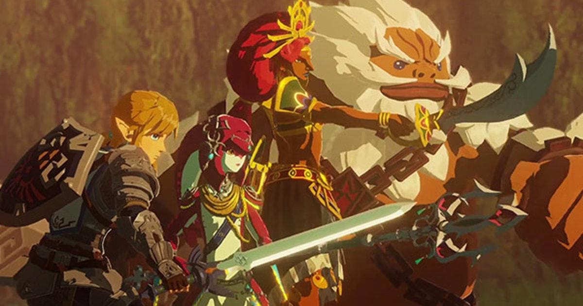 New Hyrule Warriors Age Of Calamity Trailer Reveals Hestu News Prima Games