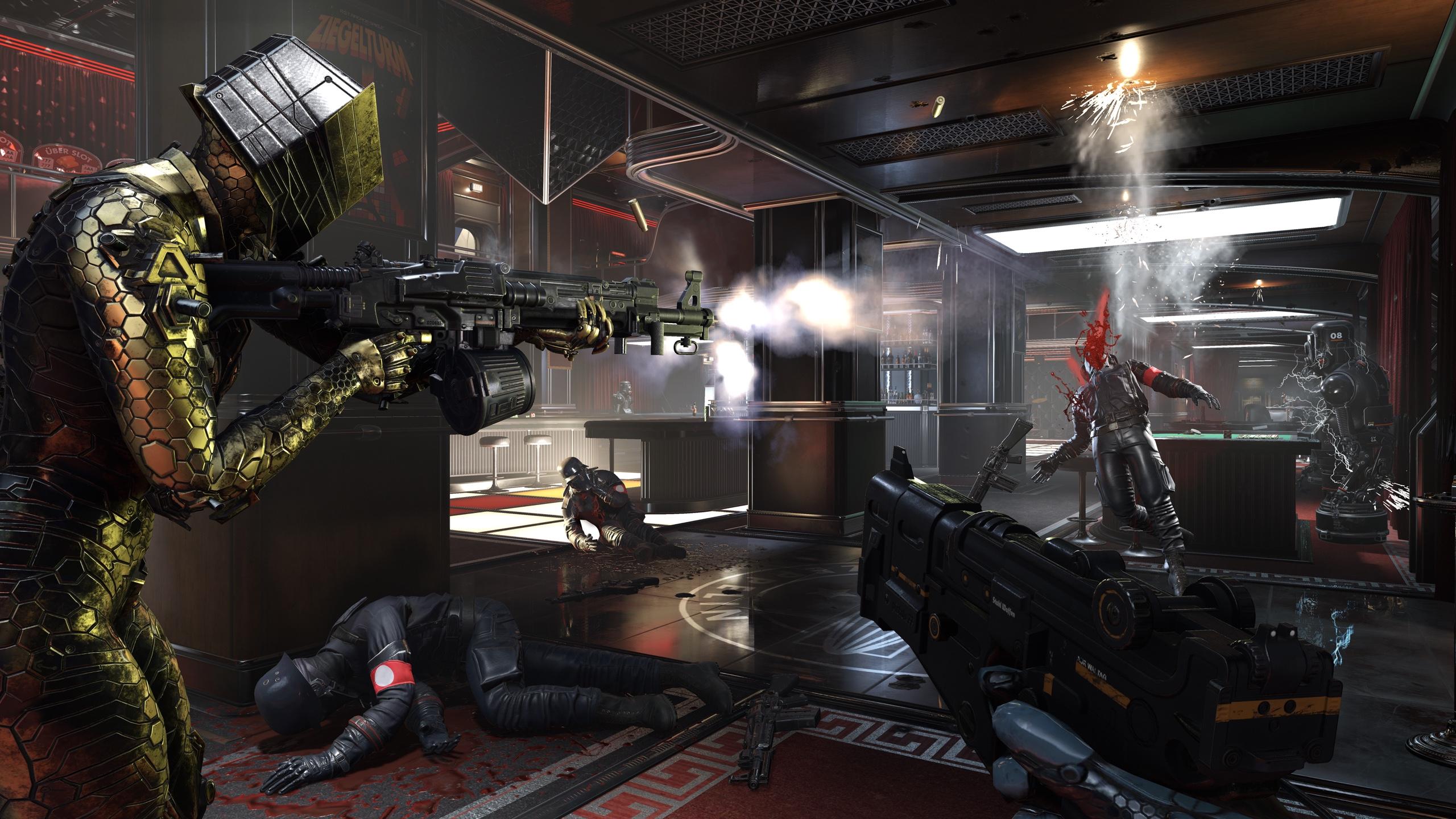 Is Wolfenstein: Youngblood Splitscreen? | Tips | Prima Games