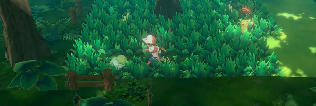 How to Find Rare Pokemon Spawns in Pokemon: Let's Go | Tips