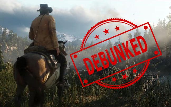 🥇 ▷ Red Dead Redemption La rumeur remasterisée est fausse