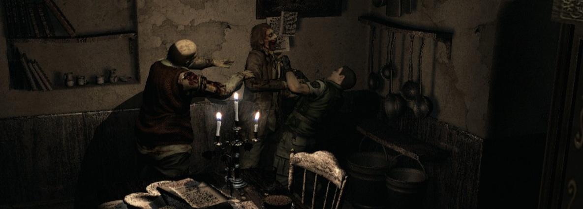 Resident Evil HD Remaster Beginner's Tips - Mixing Herbs