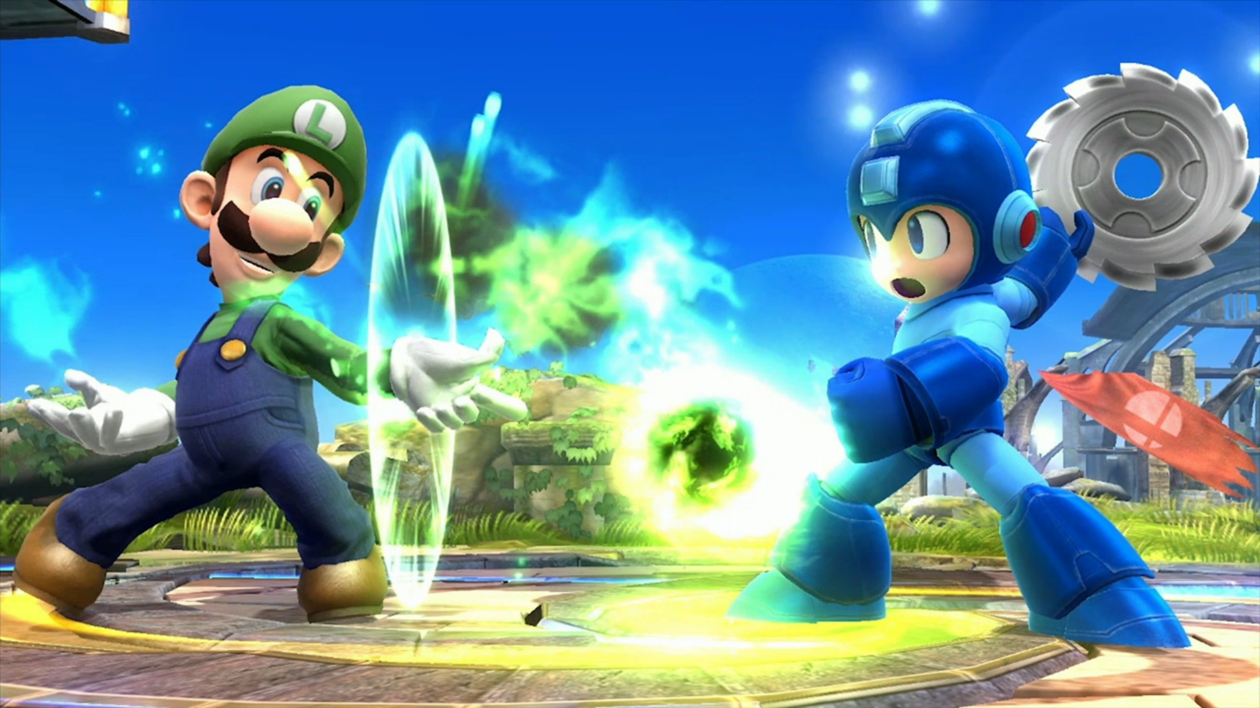Super Smash Bros Then And Now Luigi Feature Prima Games