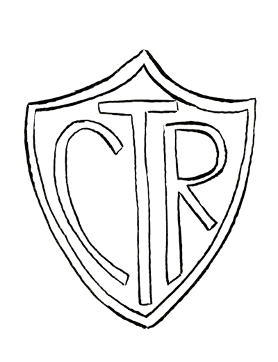 Ctr shield colouring pages sketch coloring page for Ctr coloring page