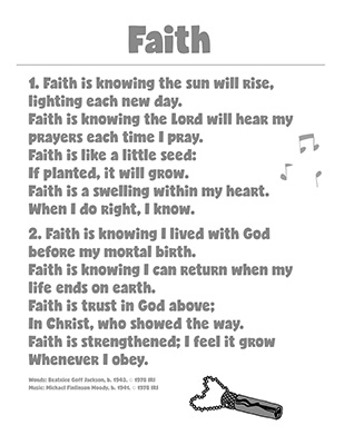 CTR-A-2018 Lesson 16-Faith Song-BW