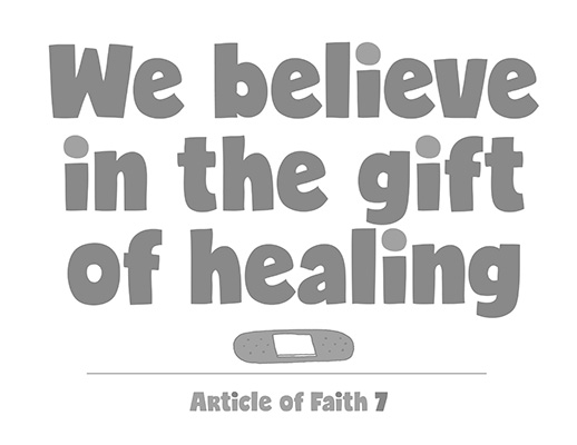 CTR-A-2018 Lesson 16-Gift of Healing-BW
