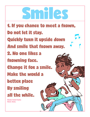 CTR-A-2018 Lesson 22-Smiles Song