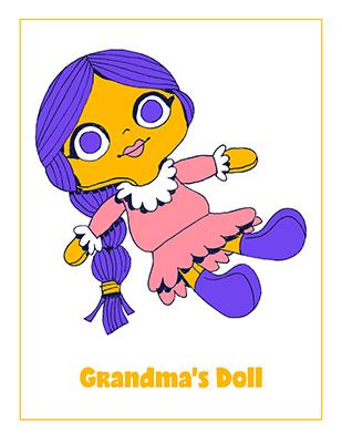 CTR-A-2018 Lesson 24-Grandma Doll Story