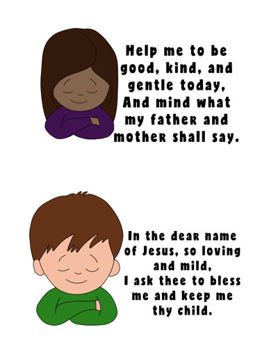 Primary 3 Lesson 34 We Can Pray to Heavenly Father 2017 song chart