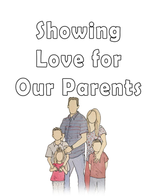 Primary 3 2017 Lesson 39: Showing Love for Our Parents lesson poster