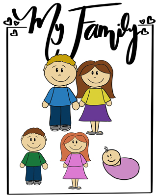 Primary 3 2017 Lesson 39: Showing Love for Our Parents family tree members