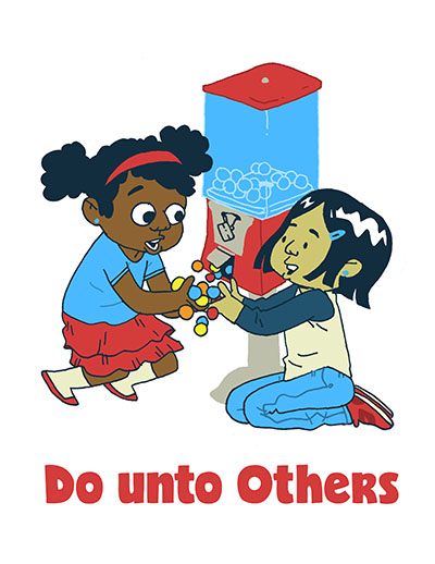 POSTER Do Unto Others CTR Lesson 44