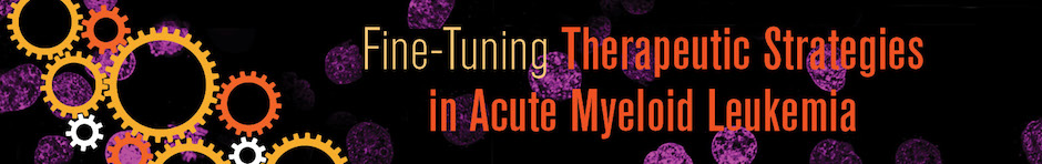 Fine-Tuning Therapeutic Strategies in Acute Myeloid Leukemia - priME Oncology