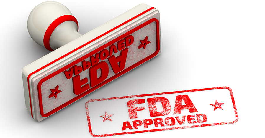 FDA approvals for NSCLC and lymphoma