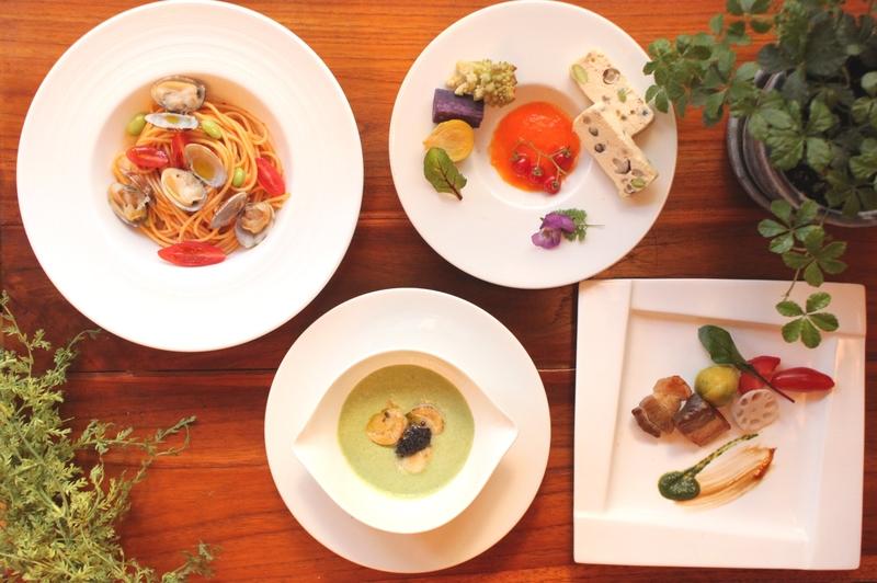 【有機野菜・無農薬野菜】野菜ソムリエ厳選たっぷり野菜のカジュアルフレンチ