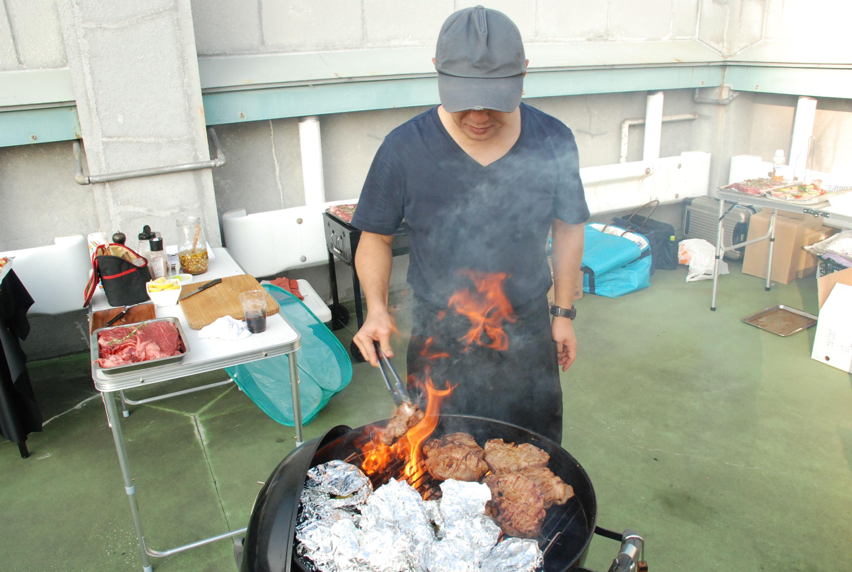PRIME CHEF(プライムシェフ)| お客様向けBBQイベントでのお料理提供
