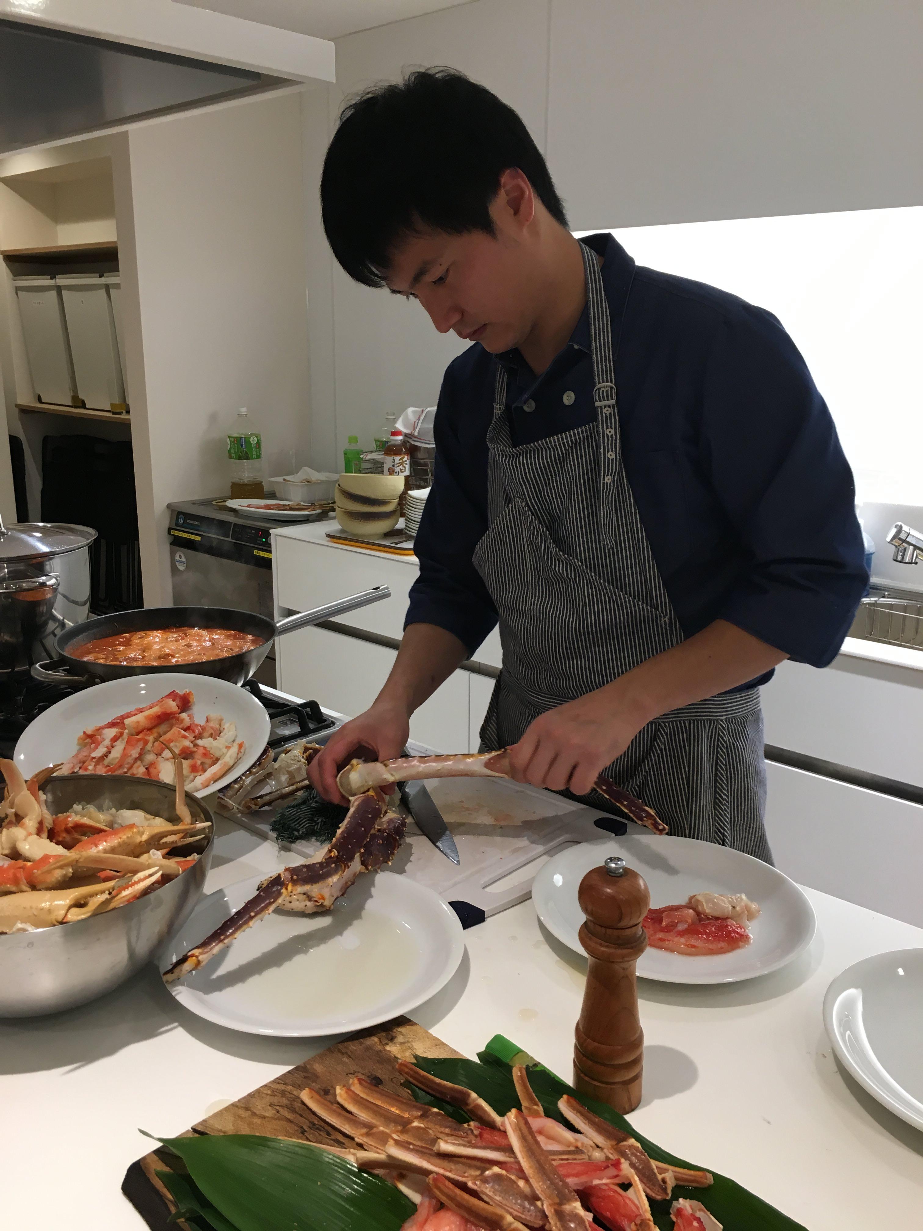 PRIME CHEF(プライムシェフ)| 試食会へのお料理提供