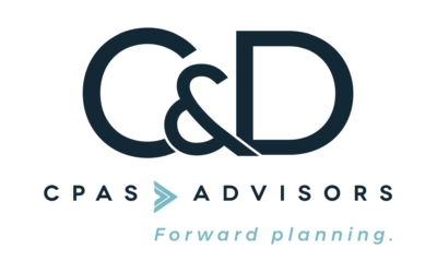 C D Logo With Tagline Color