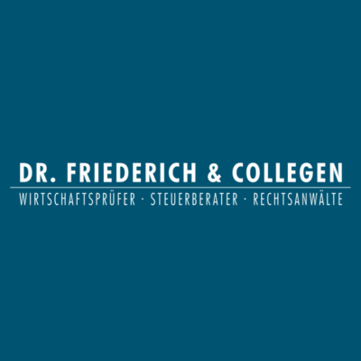 Dr Friederich