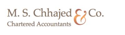 M S Chhajed Logo