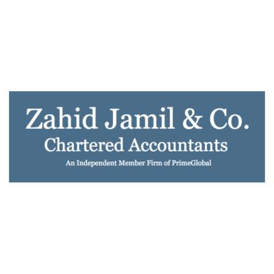 Zahid Jamil Logo
