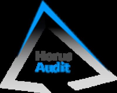Logo Horus Blue