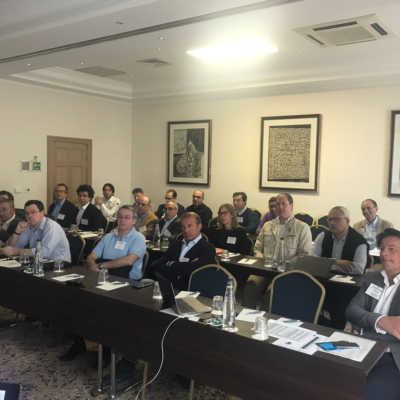 2017 Malta Meeting Audience