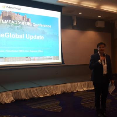 Emea Uki Conference 16